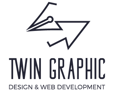 Twin Graphic - sponsor website
