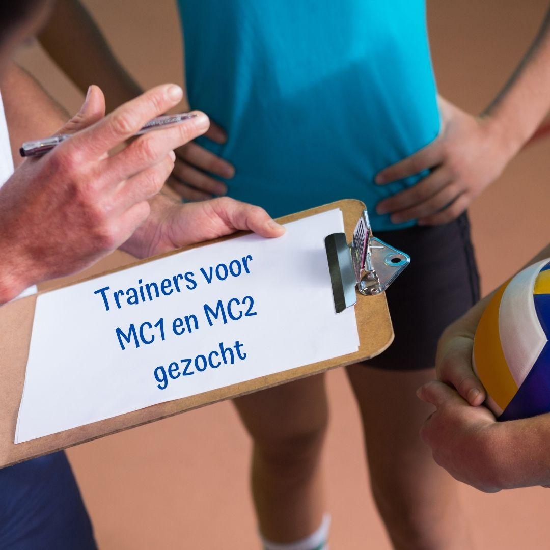 Trainer gezocht